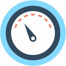 analog device, dashboard, gauge, gauge meter, speedometer icon