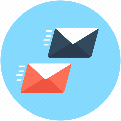 mail sending, send email, send mail, sending email, service courier icon