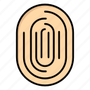 fingerprint, identity, recognition, scan, scanner, scanning