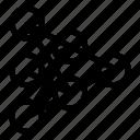 algorithm, data, deep, learning icon