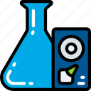 data, data science, information, science, scientific, storage, test icon