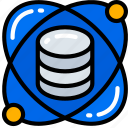 data, data science, information, science, scientific, storage icon