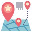 map, predicting, place, location, retail, store