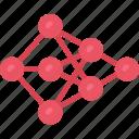 algorithm, data, data science, ml, programming icon