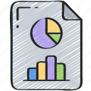 data, data science, files, information, records, storage icon