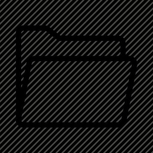 business, data, file, folder, office icon