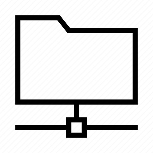 data, file, folder, office, share icon