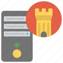 castle land website, castle server backup, castle web server, datacastle, web server software icon