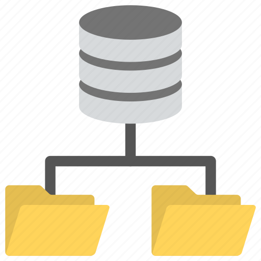 data network, data server, sql data storage, sql database, sql server icon