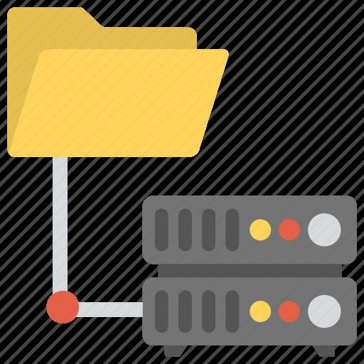data server, database, database storage, datacenter, server hosting icon