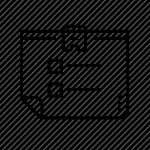 box, business, business presentation, checklist, data tablet, information, presentation data icon