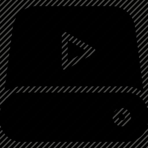 access, analyze, audio, collection, creative, data, data-stream, database, grid, guardar, information, internet, media, multimedia, music, net, on, play, save, shape, signals, storage, store, stream, video icon