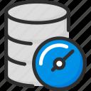 archive, dashboard, data, database, storage