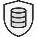 archive, data, database, protection, security, shield, storage