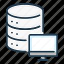computer, data, database, pc, server, storage