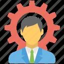 developer, programmer, software developer, software engineer, web developer icon