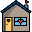 dating, home, hotel, love, sex, valentine icon