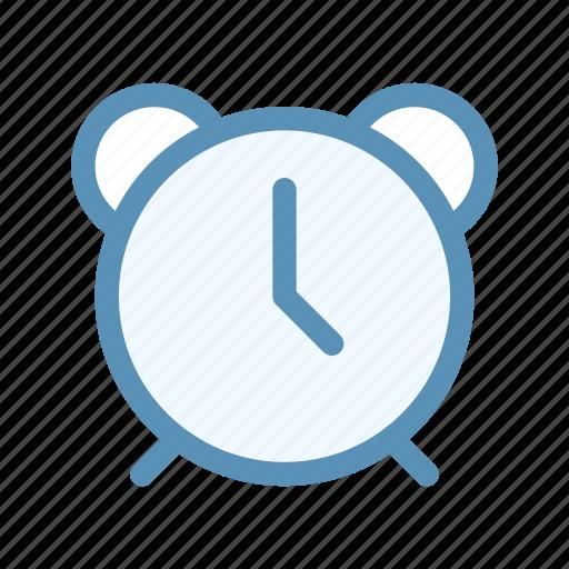 alarm, interface, time, user icon