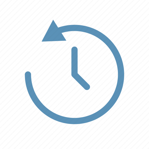 interface, recent, time, user icon