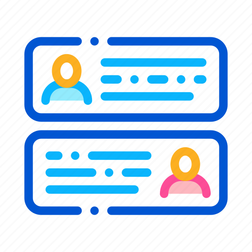 App, chatting, dating, elements icon - Download on Iconfinder