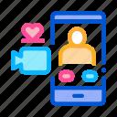 app, calling, dating, romantic, video