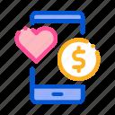 app, dating, finance, money