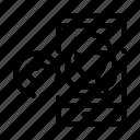 avatar, female, like icon