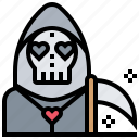 avatar, dead, death, devil, skeleton icon