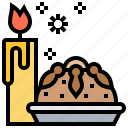 bakery, food, muerto, recipe, worship icon