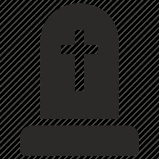 dead, death, grave icon