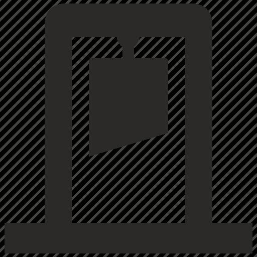 dead, death, execution icon