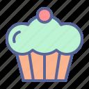 cup, dessert, ice cream, treat icon