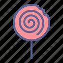 candy, lollipop, lollypop, sugar icon