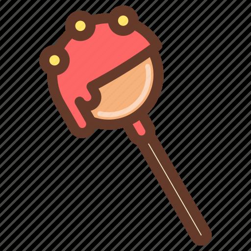 cakepop, dessert, fun, party, snack, sprinkles icon