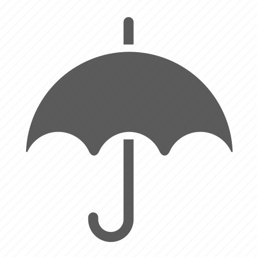 ambrella, delivery, dry keep, logistics, protect, protection icon