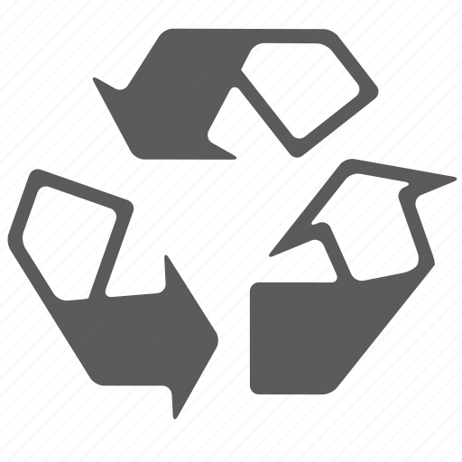 arrow, arrows, direction, environment friendly, logistics, recycle, transportation icon