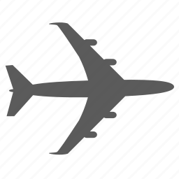 airplane, delivery, logistics, package, shipping, transport, transportation icon