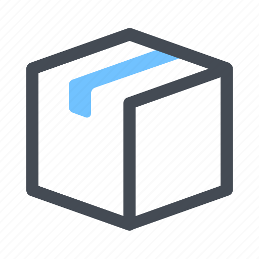 Box, cargo, delivery, logistics, parcel, service icon - Download on Iconfinder