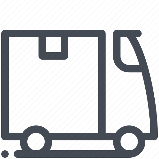 Box, cargo, delivery, logistics, parcel, service, shipping icon - Download on Iconfinder