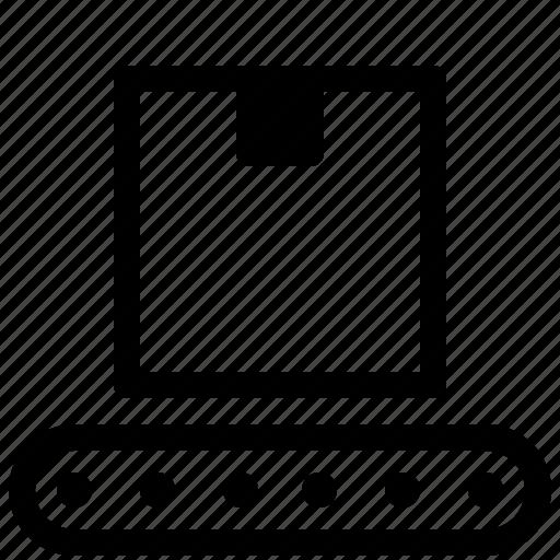 Box, cargo, center, delivery, departure, logistics, parcel icon - Download on Iconfinder