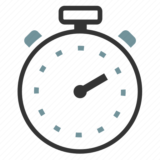 delivery, stopwatch, time, timer icon