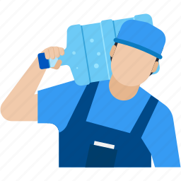 delivery, logistics, deliveryboy, water, supply, home deivery