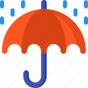 insurance, money, protect, protection, safe, safety, umbrella icon