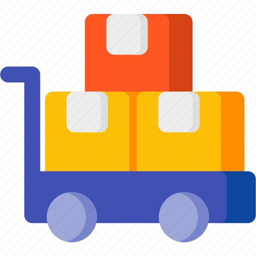 delivery, package, packages, shipping, shopping, transport icon