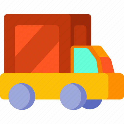 ecommerce, shipping, transport, transportation, truck, vehicle icon