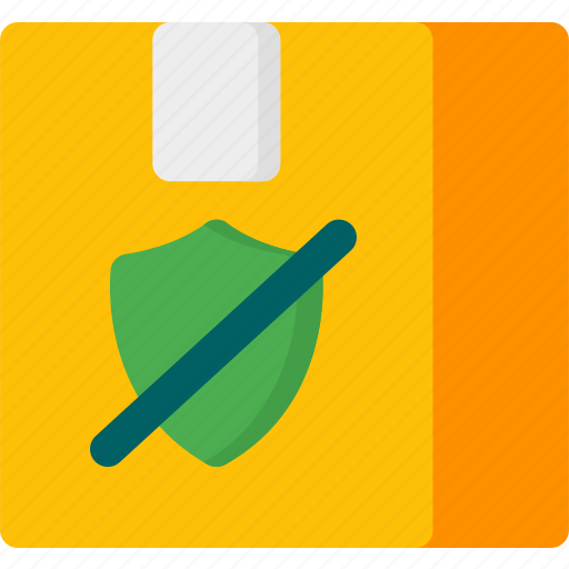 box, insurance, package, protect, protection, safe, security icon