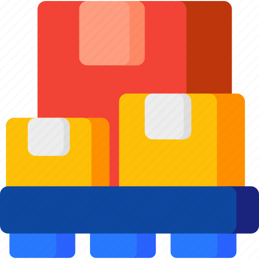 box, delivery, ecommerce, packages, shipping, shopping, transport icon