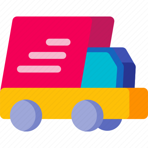 delivery, fast, shipping, transport, transportation, truck, vehicle icon