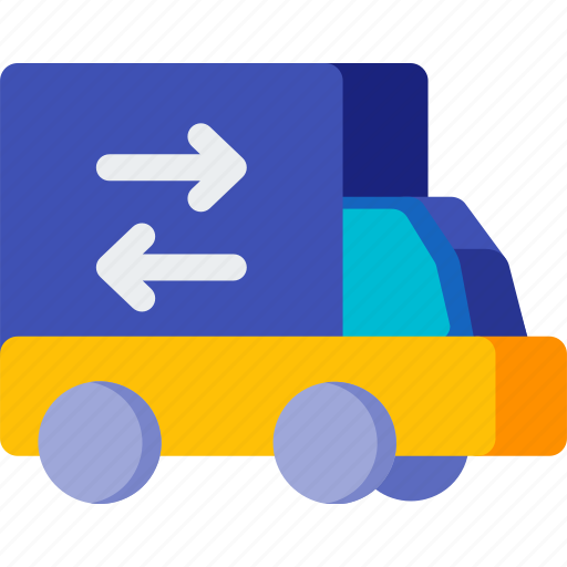 delivery, shipping, shopping, transport, transportation, truck icon