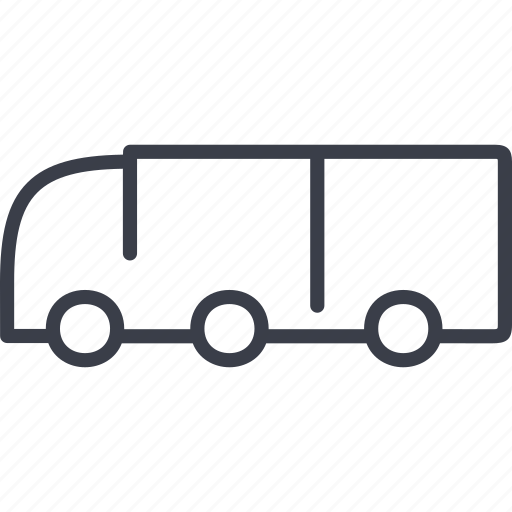 car, delivery, transport, transportation, truck icon